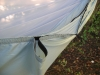 Double hammock for underquilt