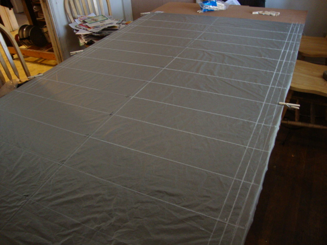 Diy Down Underquilt
