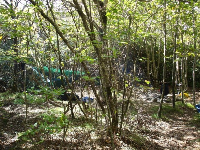 Hangover Dome, NC Base Camp