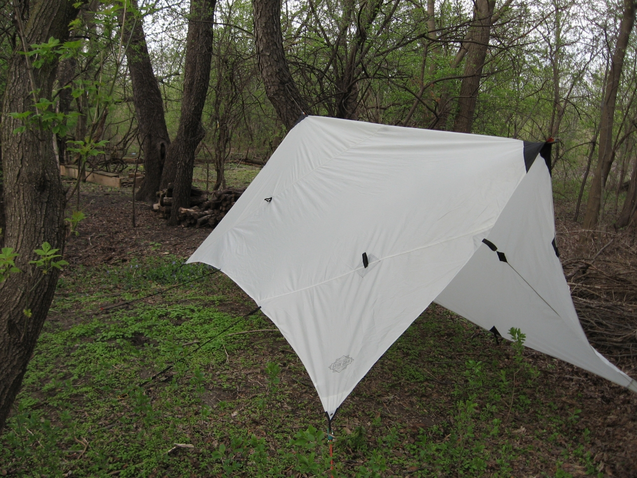 Guide Gear Tarp Modified