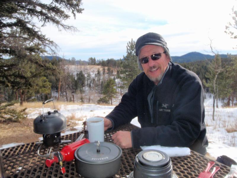 Colorado Winter Hang 2011