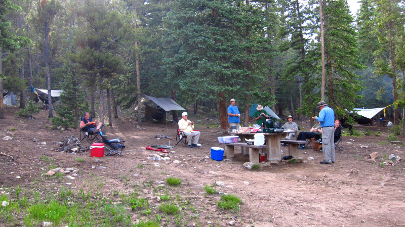 2011 Colorado Summer Hang