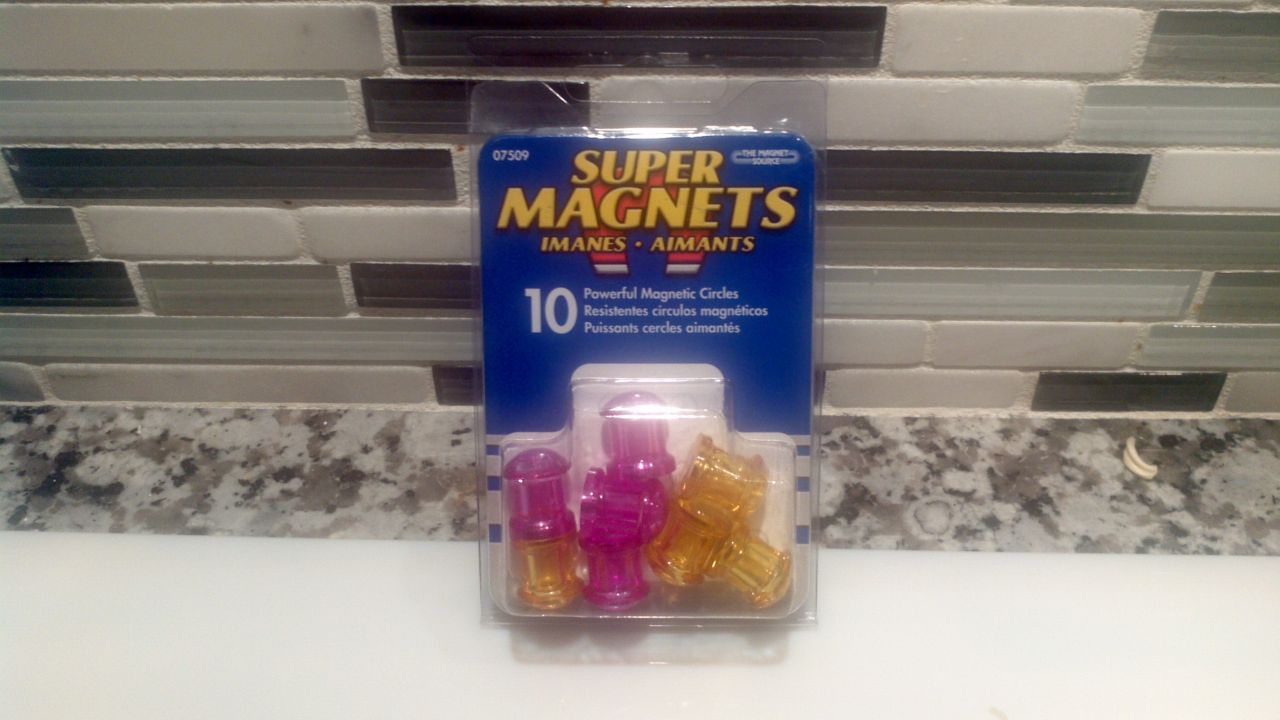Lid Lifter Magnets
