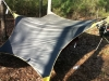 Bumble Bee Diy Tarp In Action