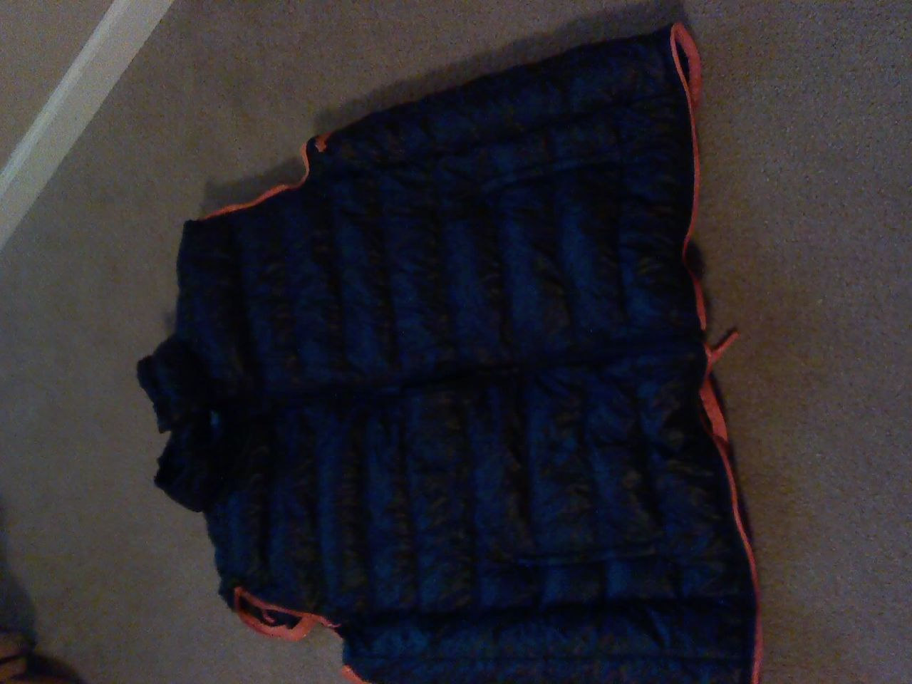 Jc Penney Puffer-jacket Top Quilt