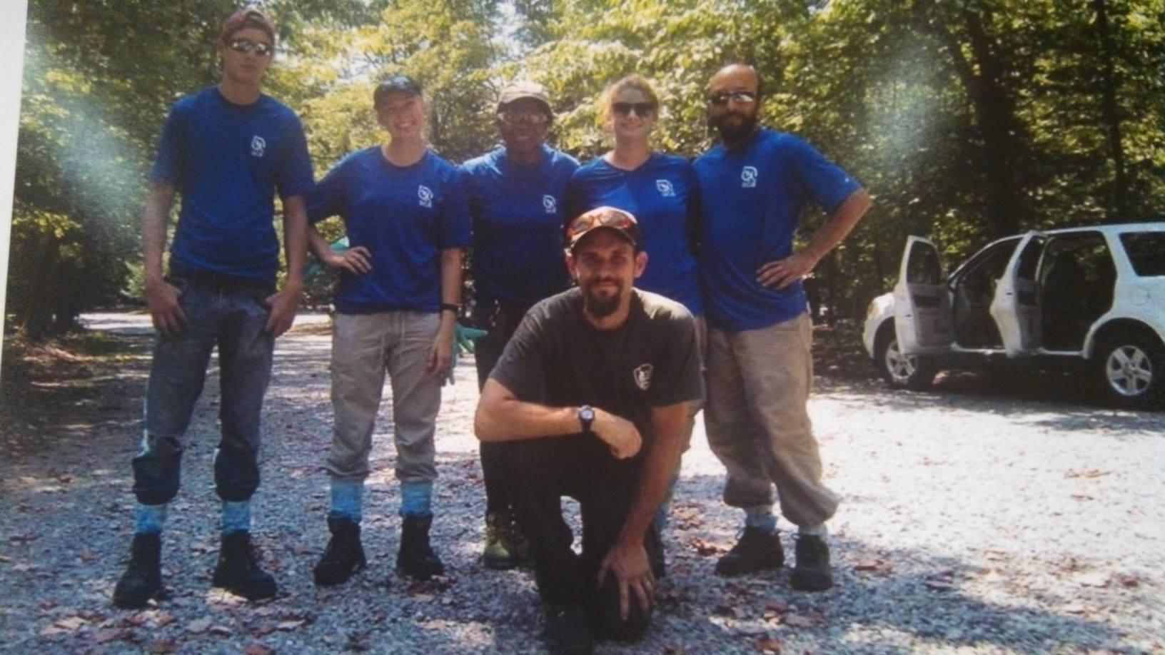 exotic plant crew