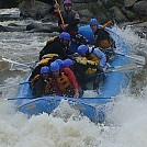 WW rafting by Deadphans in Group Campouts