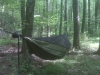 1st hang in Warbonnet Blackbird by gates in Hammocks