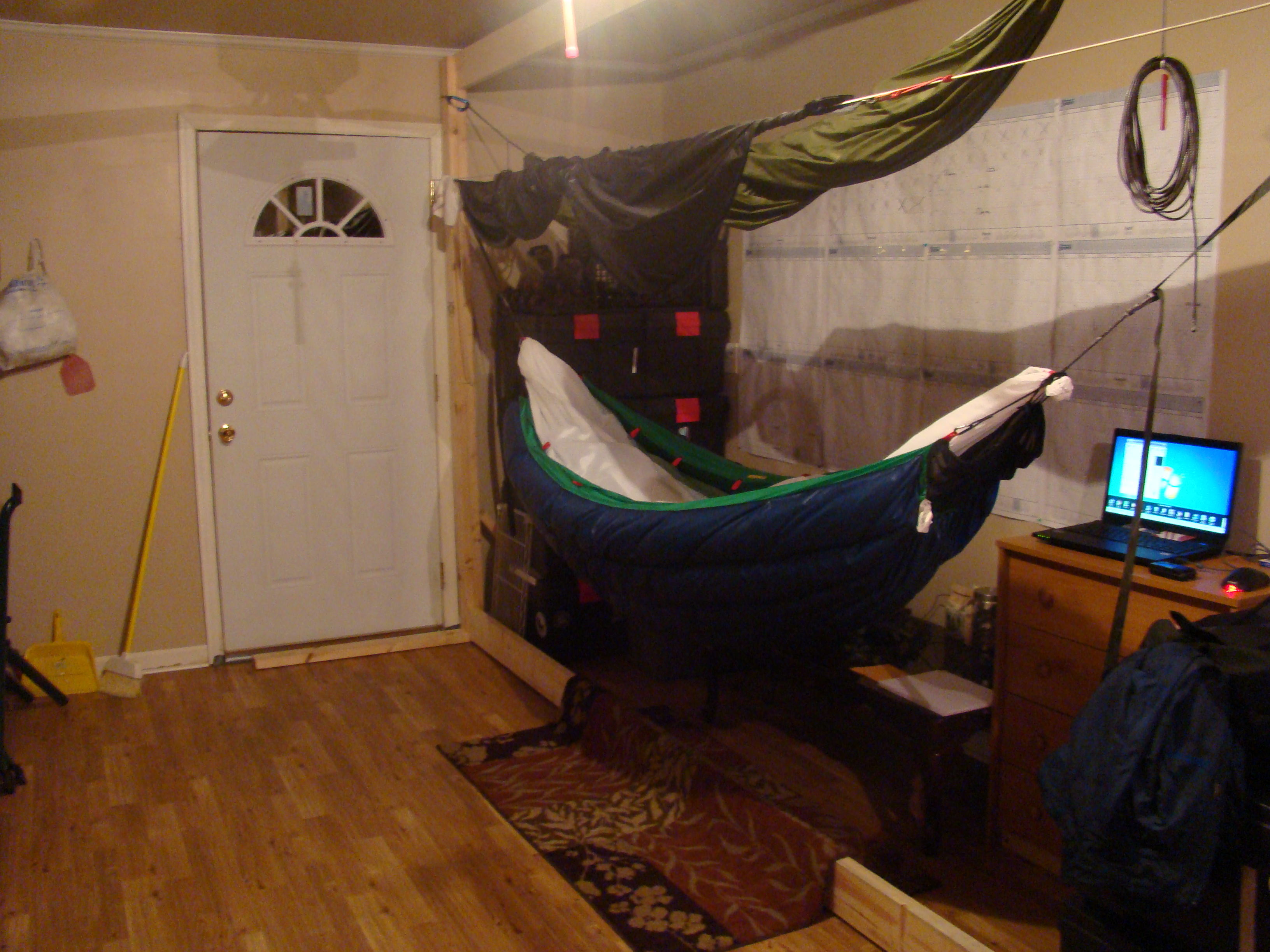 Indoor Stand - Hammock Forums Gallery
