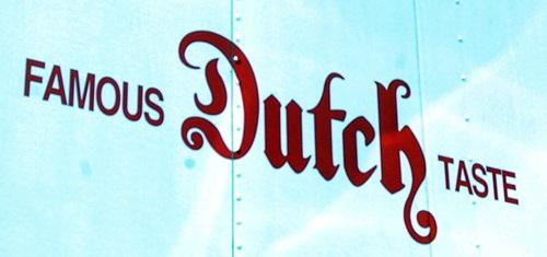 Famous Dutch Taste