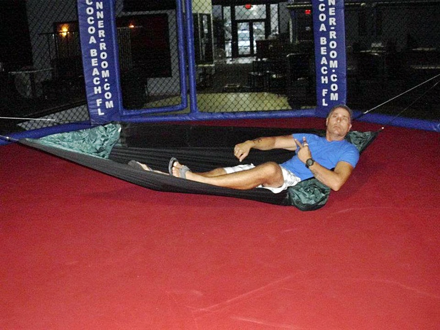 Cage Fighter Hammock