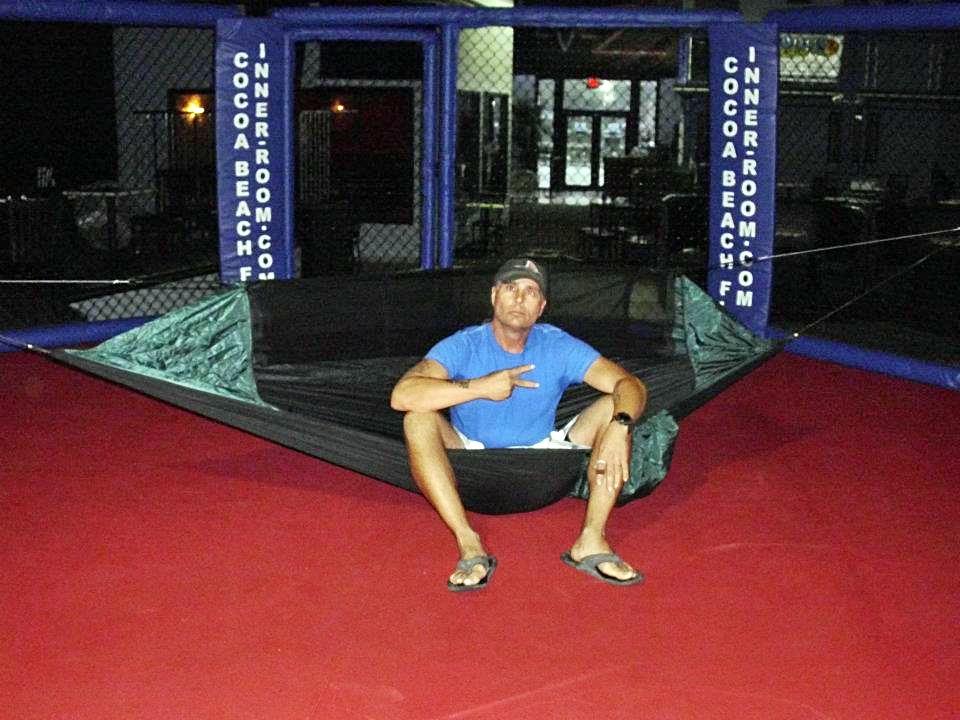 Cage Fighter Hammock