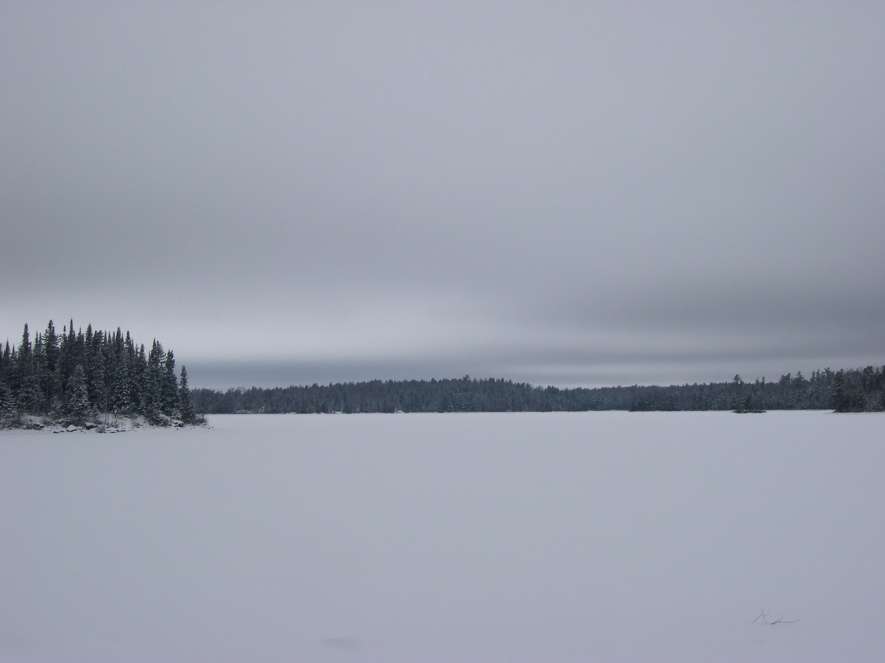 Boundary Waters Winter Expedition