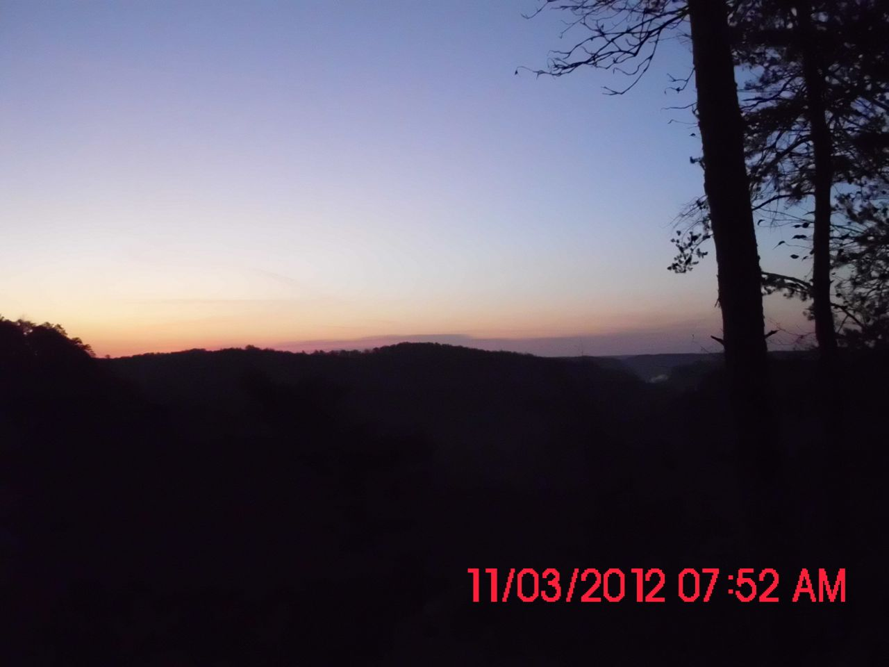 Sunrise At Rrg
