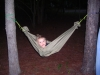 My first hammock