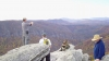 Linville Gorge October 2010 by hangnout in Group Campouts