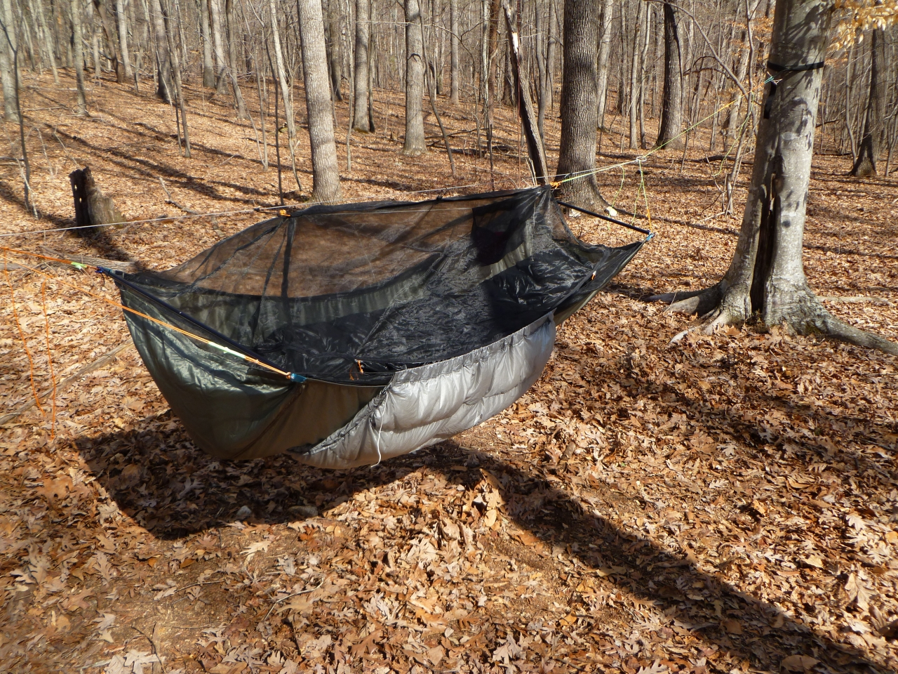 Myog Bridge Hammock