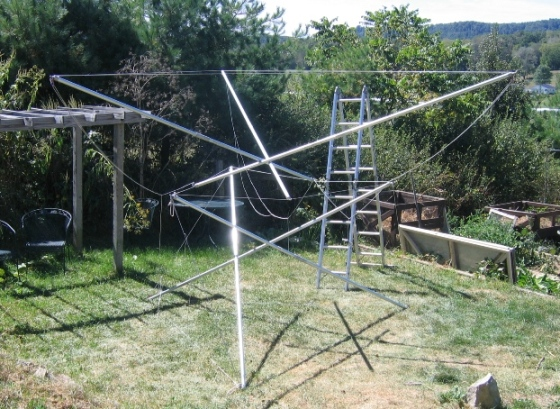 2 Layer Tensegrity Stand Assembly - Part 2