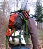 Molly Mac Pack Bag For Logging Chains by WV in Homemade gear