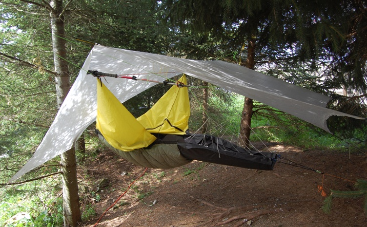 Right Angle Hammock