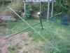 Bamboo Tensegrity Hammock Stand Prototype by WV in Homemade gear
