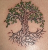 Tree Of Life Tattoo by Joey in Faces