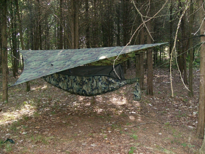 island hammocking