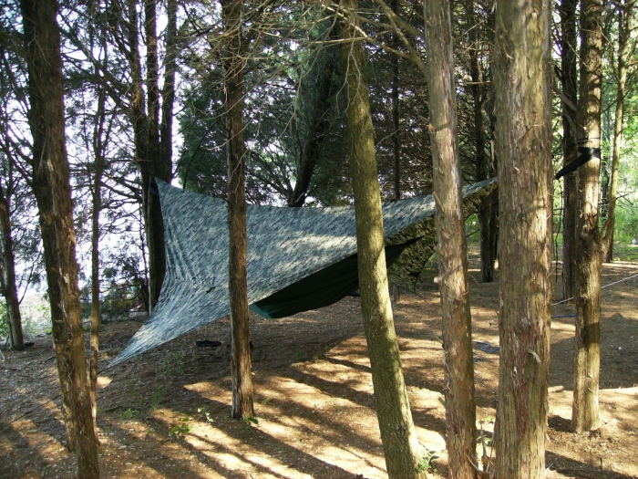island hammocking