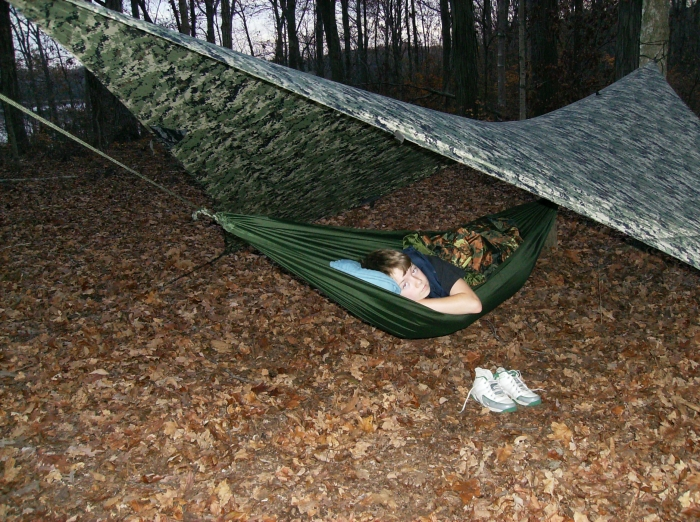 no net claytor hammock