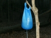 hammock hanging gravity water filter
