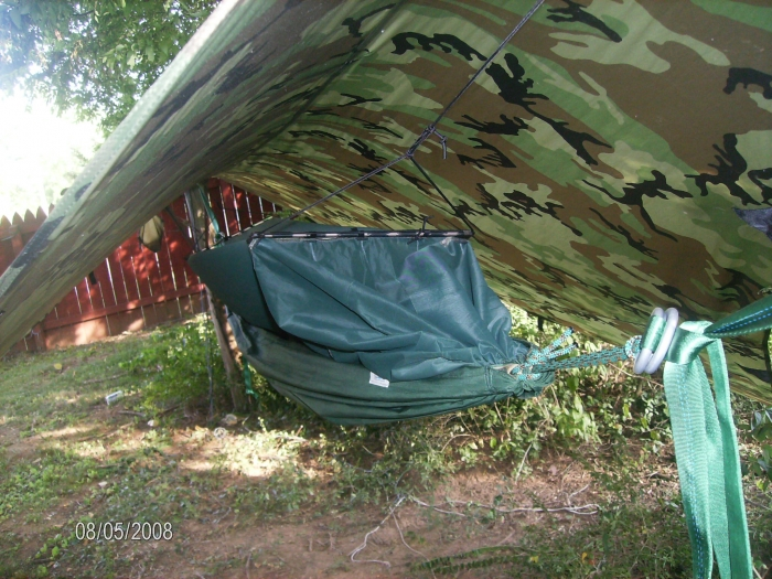 Dd Hammock Since Repair