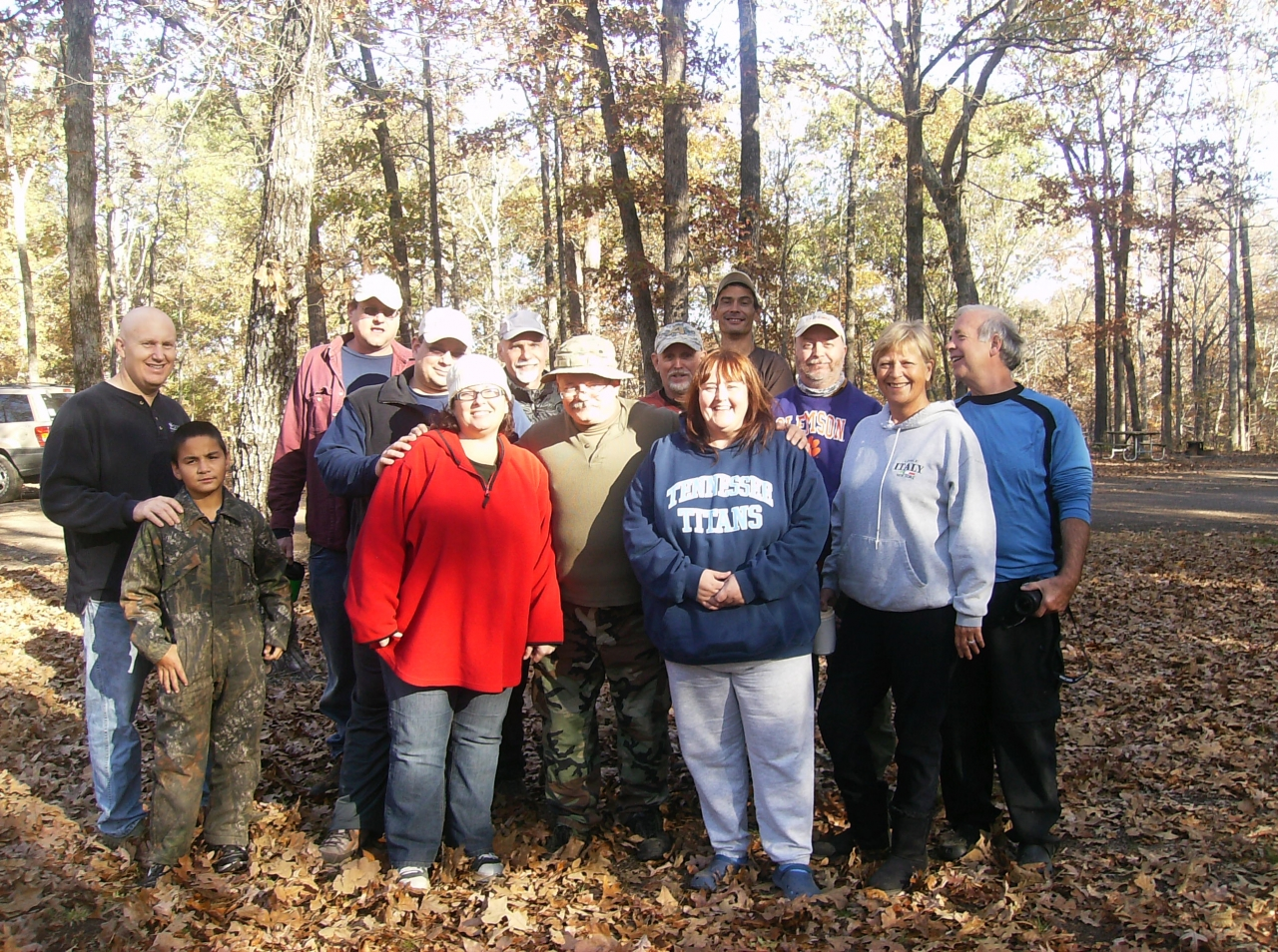 4th Annual Mid Tn Fall Hangout