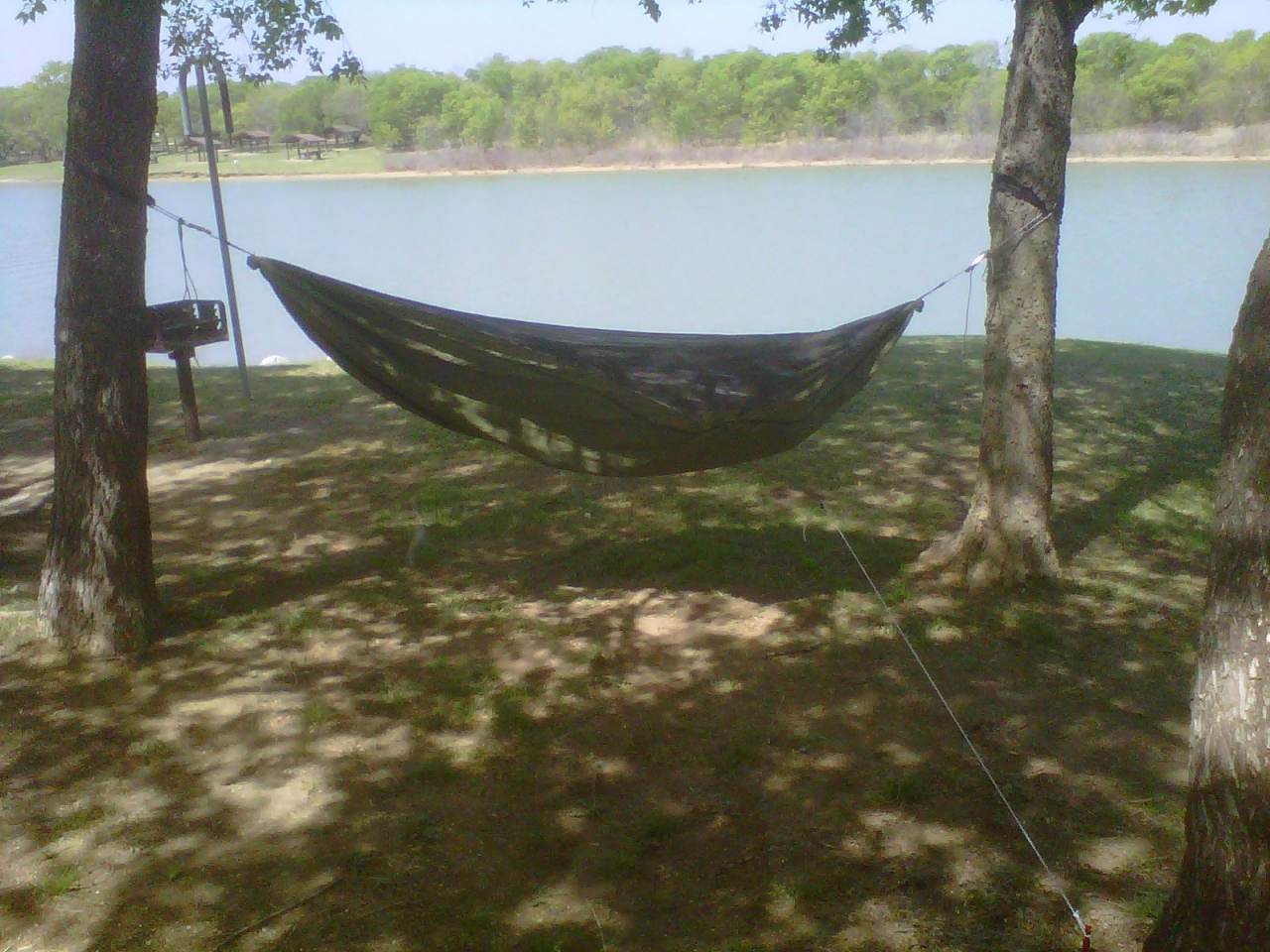 My Mini Hang At Hidden Cove Lake Lewisville