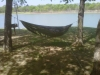 My Mini Hang At Hidden Cove Lake Lewisville by Hornman in Hammocks