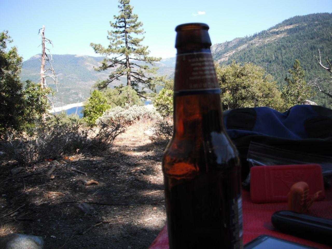 Post Drive Beverage