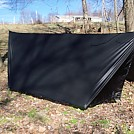 Hillbilly Black Rhino Tarp by Country Roads in Homemade gear