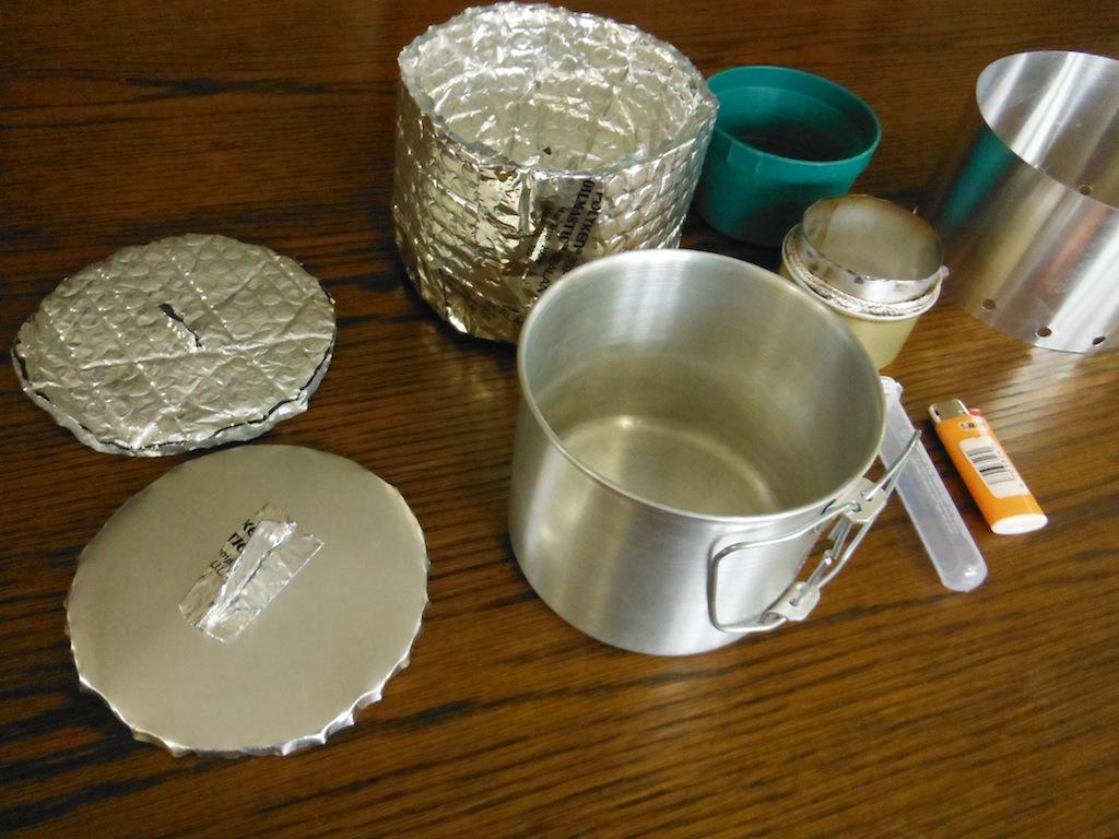 Imusa 10 Cm Cook Kit