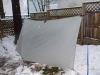 First Winter Setup by HighlandHorde in Hammocks