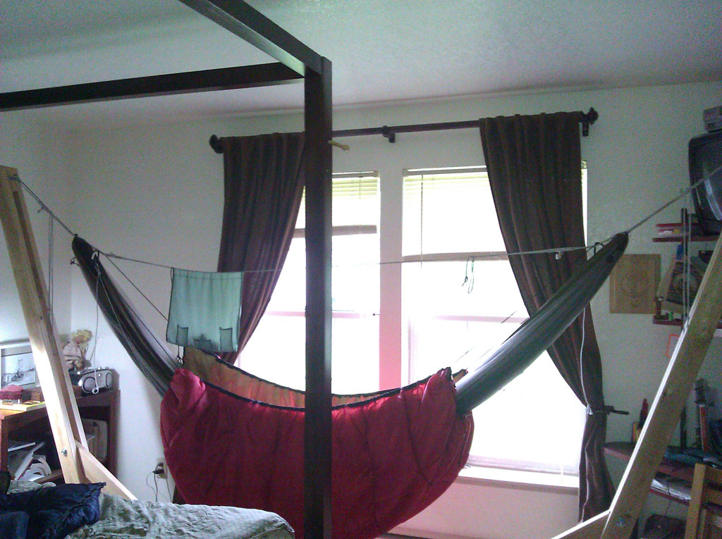 Hammock With Underquilt
