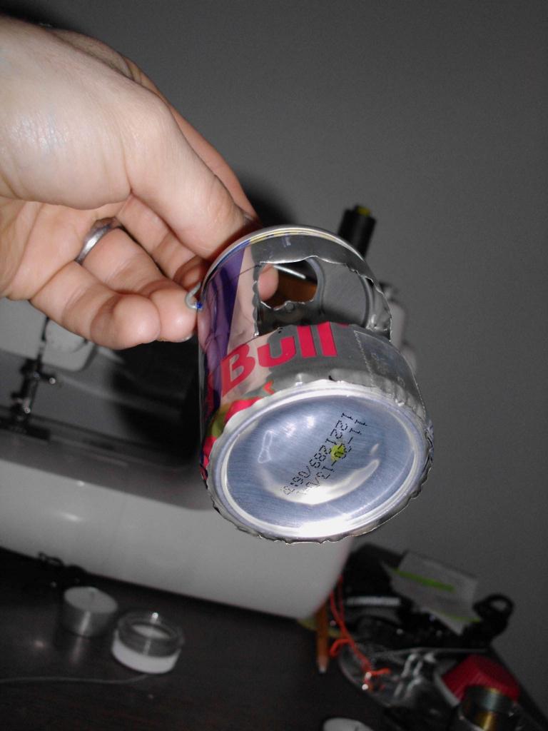 Prototype Diy Micro Candle Lantern