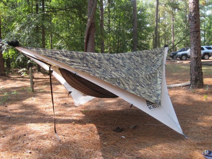 claytor diamond tarps  kelty noah 9 vs  claytor diamond tarps   rh   hammockforums