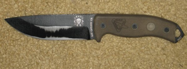 Rat Esee 5 Knife