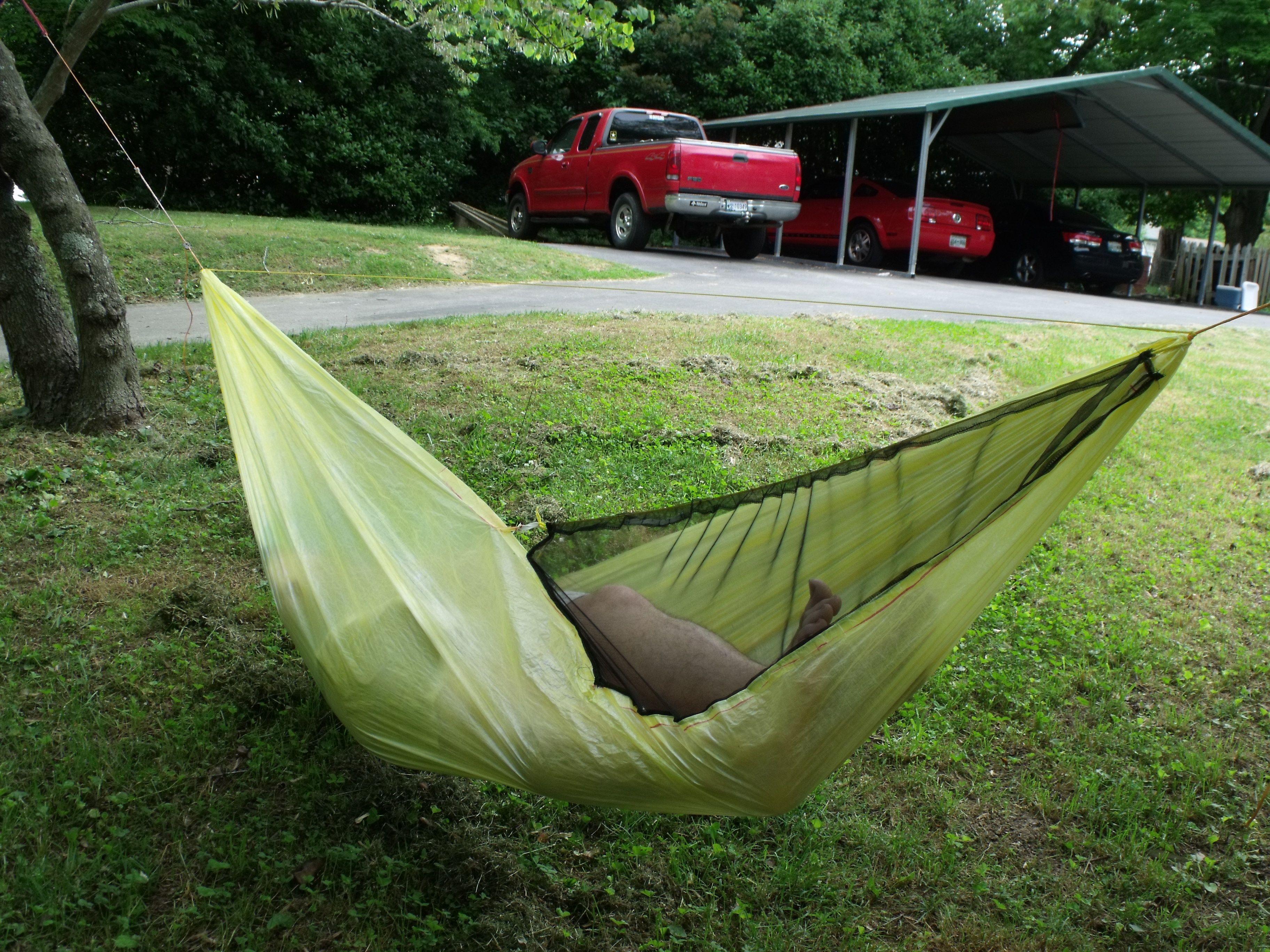 cuben ghost hammock   back cuben ghost hammock   back   hammock forums gallery  rh   hammockforums