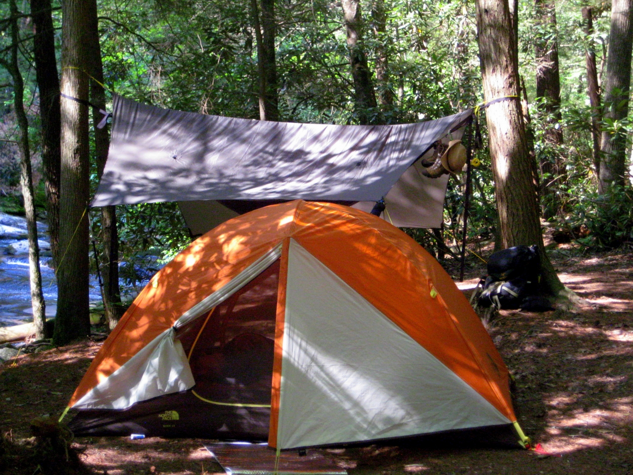 2011 Cohutta Backpacking Adventure