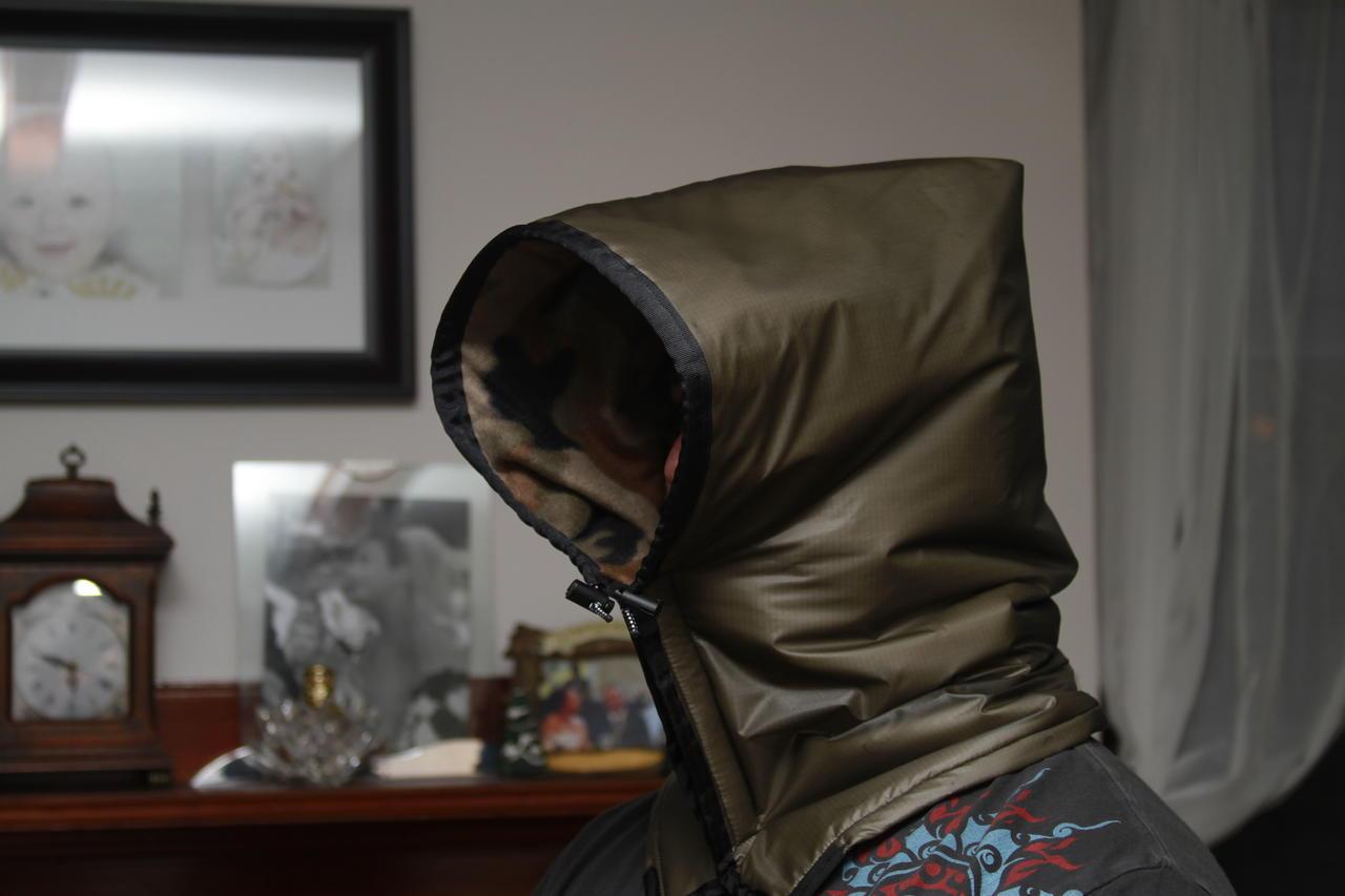 Diy Insulated Hood