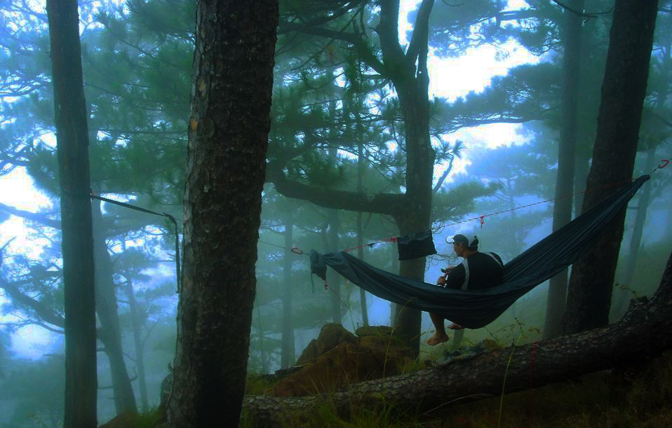 Pine Forest Hang 2 - Philippines