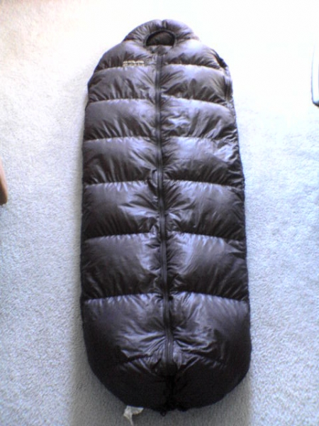 Custom FF Rock Wren bag