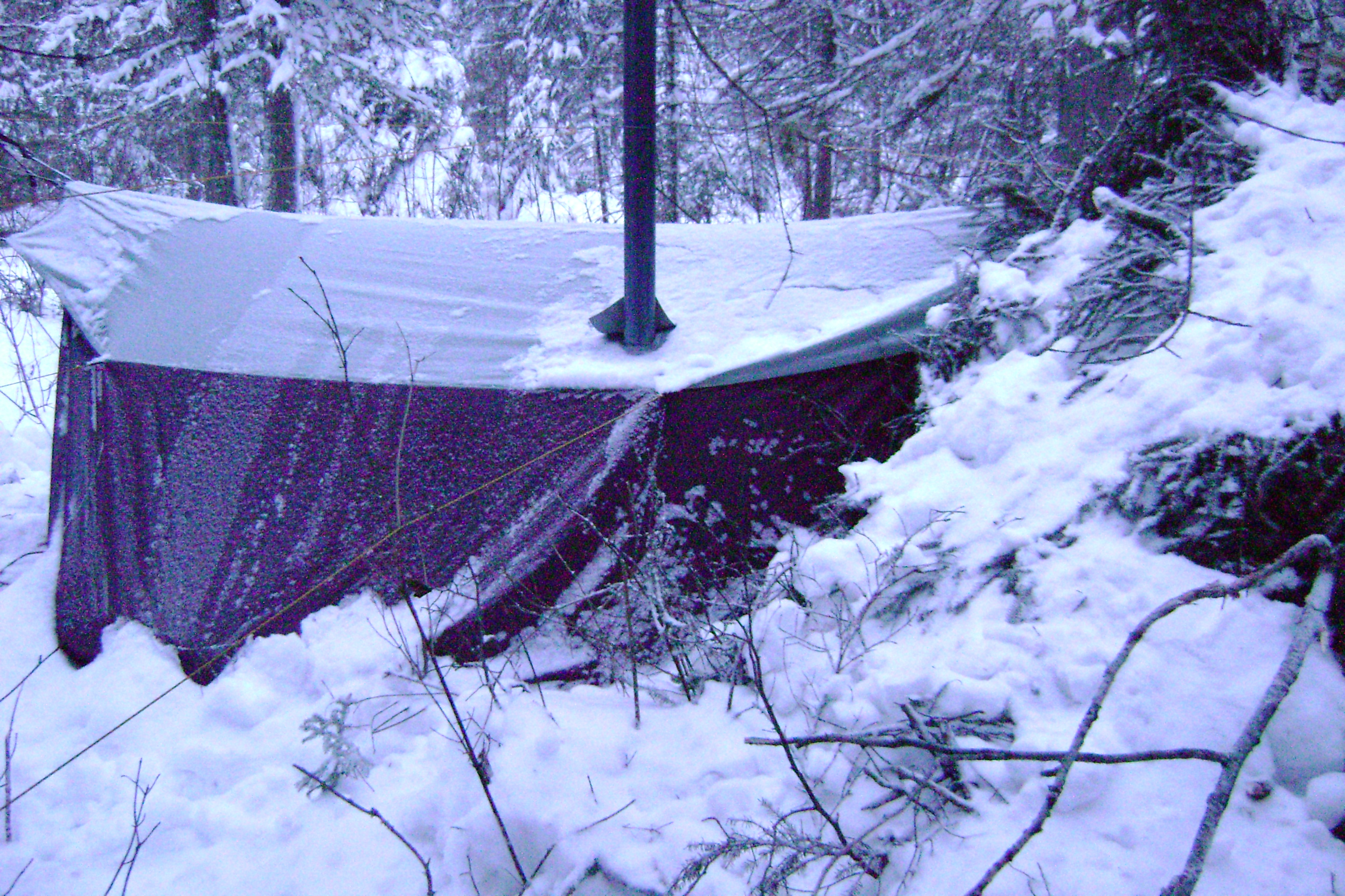 Hammock Tarp Coverage Comparison The Ultimate Hang