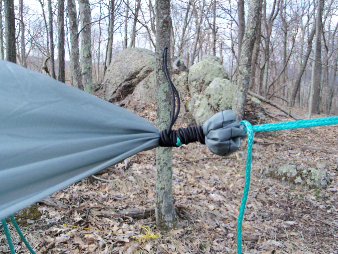 Diy Hammock Sock And Tarp Combo