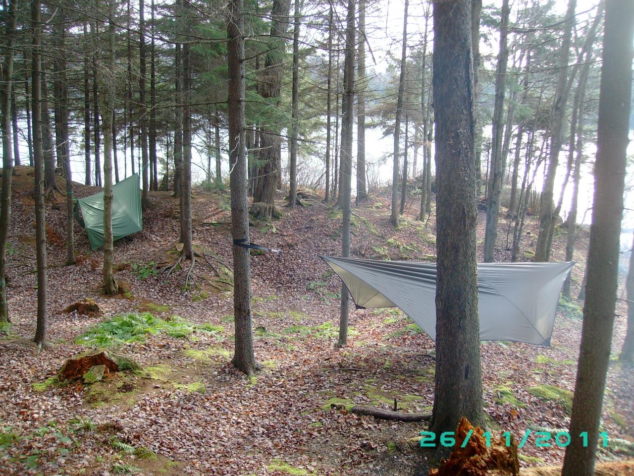 Queer Lake Adirondacks, Ny 11/25-27